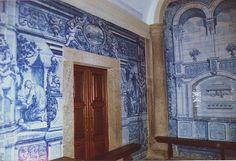 Iglesia del antiguo Monasterio de S. Juan Evangelista o dos Lóios. Hoy es la Pousada dos Lóios. Évora, Alentejo, Portugal