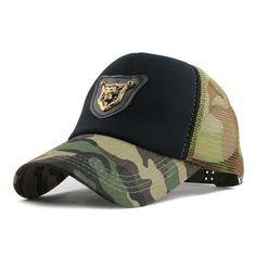 0d20705d728ac  FLB  Casual skull Baseball Cap Dad Hat Trucker mesh Cap Sports Beach  Summer Fashion Hats For Women Men Casquette hat