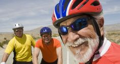 Cycling For Fitness - Cycling To Stay In Shape -