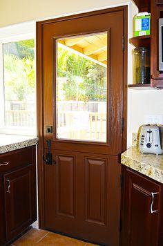 dutch door for only 2345