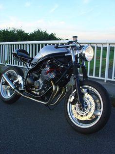 Yamaha XJ600 By Garage9
