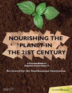 FREE Plant and Soil Science Curriculum for Elementary, Middle, and High School