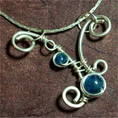 wire jewelry design ideas | Posted in handcrafted , jewelry , wire jewelry | Leave a Comment »