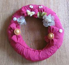 Letní věneček na dveře | Rodina21 #summer #wreaths