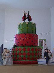 Marienkäfer Brautpaar Hochzeitstorte Cake, Desserts, Food, Kuchen, Ideas, Tailgate Desserts, Pie, Dessert, Cakes