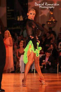 sorry for all the ballroom spam! Her face.  Riccardo Cocchi and Yulia Zagoruychenko-