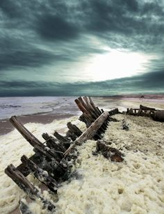 The Skeleton Coast, Namibia. One of the awesome images from 'Your Travel Dream' - an iOS and Android App.