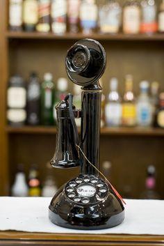 Telephone Decanter