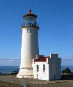 u.s. lighthouses | Lighthouses of the United States: Washington