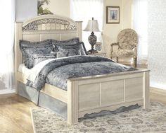 Catalina Panel Bed
