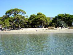 Schinias Beach