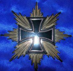 estrella de la cruz de hierro