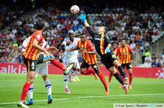 Le 24.08.2014 - Lyon / Lens - 3e journee de Ligue1 saison 2014/2015.
