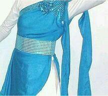 Efod azul