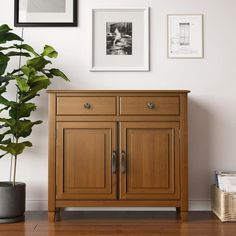 """Shop WYNDENHALL Hampshire Solid Wood 40 inch Wide Transitional Entryway Storage Cabinet - 40""""w x 15""""d x 36"""" h - On Sale - Overstock - 10467050 Entryway Storage Cabinet, Accent Chests And Cabinets, Raised Panel Doors, Thing 1, Living Room Storage, Cabinet Colors, Adjustable Shelving, Solid Wood, Solid Pine"""