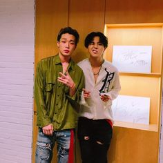 THANKS || Bobby and GD