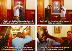Shawn and Gus chocolate dance Shawn And Gus, Shawn Spencer, Best Tv Shows, Best Shows Ever, Favorite Tv Shows, Psych Quotes, Movie Quotes, Psych Tv, Real Detective