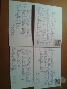 postcards about health care