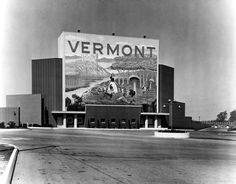 The Vermont Drive-Inn opened in 1944 and was demolished decades later in 1999. Its address was 17737 S. Vermont Ave. in the City of Gardena. (LAPL: 00015503)  Bizarre Los Angeles