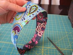The Secret Stitch Club: Jennie's Headband Tutorial