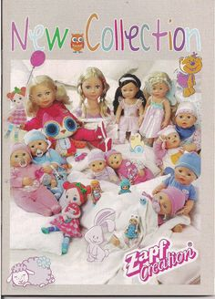 Zapf Creation, Prospekt/Katalog 2014/2015,Baby Annabell-Baby Born usw. 96 Seiten   eBay