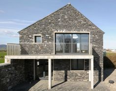 Isle of Man House by Gort Scott