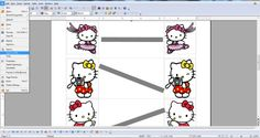 How to make a printable for free. Free clipart sources too!