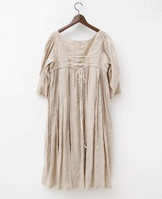 suzuki takayuki dress, back