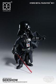Herocross Hybrid Metal Figuration Star Wars Sand Trooper Element Leader 14cm