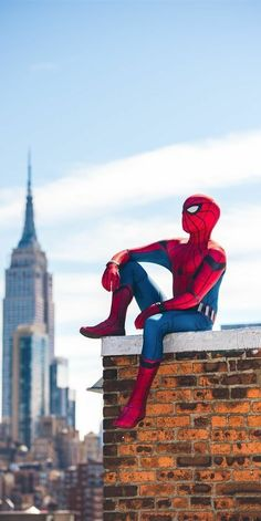 Spider-Man is a fictional superhero created by writer-editor Stan Lee and writer-artist Steve Ditko. Marvel Comics Superheroes, Marvel Heroes, Marvel Avengers, Spiderman Lego, Amazing Spiderman, Wallpaper Bonitos, Marvel Universe, Spiderman Pictures, Marvel Images