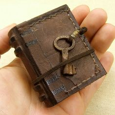 Miniature Journal by Teo Studio