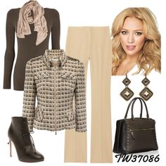"""""""010313 Work Outfit"""" by tigerwoman37086 on Polyvore"""