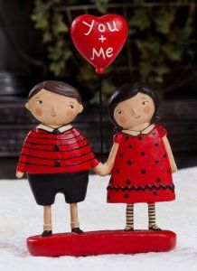 You & Me...Valentine design by Jenene Mortimer
