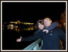 in #PRAGUE with @ashledaniel happy moments in czech republic!