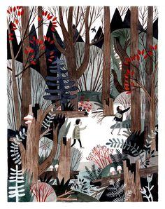 Wildwood by Carson Ellis