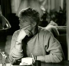 "Robert Redford, ""Legal Eagles"""