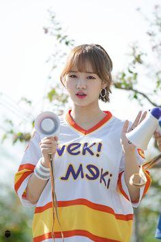 ʚ pin - lloverrose ɞ Choi Yoojung, Kim Doyeon, Your Girlfriends, Our Baby, South Korean Girls, Kpop Girls, Girl Group, Cute Girls, Idol