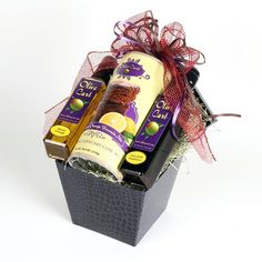 It's not too early to start thinking about your holiday gift list. We have some great gift basket ideas and specialty gifts to cover even the hardest-to-buy-for person on the list.