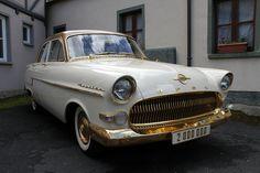 Opel Kapitän Jubiläumsfahrzeug