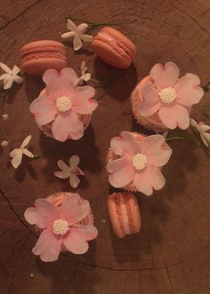 Flower cupcakes/ cupcakes de flores Le Cordon Bleu, Cupcakes Flores, Succulents, Pie, Instagram Posts, Plants, Food, Home Made, Desert Recipes