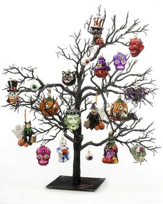 Great idea for creating an indoor haunting scene in your home! Get a Black  Twig