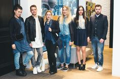 WE Fashion - Blue Ridge Denim event - The top fashion bloggers wearing WE Fashion denim! What else!