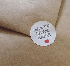 Thank You For Your Purchase Stickers Kiss Cut Round Order Heart Cute Sheet Packaging Labels UK United Kingdom is part of Etsy packaging, Thank you stickers, Diy business cards, Diy lip balm, - Buy Stickers, Thank You Stickers, Packaging Design, Packaging Ideas, Packaging Stickers, Happy Crafters, Diy Lip Balm, Thank You Messages, Sticker Design