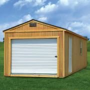 Treated Garage Buildings | Derksen Portable Buildings