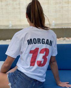 Alex Morgan Alex Morgan, Badass Women, Sports, Tops, Fashion, Hs Sports, Moda, Fashion Styles, Sport