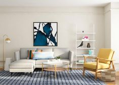 Mod Visionary Mid Century Modern Living Room Design Ideas Designs