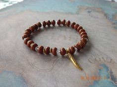 Beautiful Galaxy Staras Bracelet by Shynnasplace on Etsy, $25.00