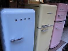 Love vintage appliances