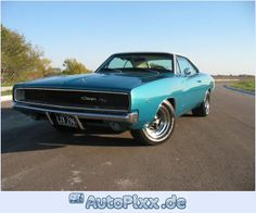 68 charger for sale | Dodge Charger 68 RT Bild - Auto Pixx