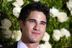 Darren Criss at the Tony Awards, on June 11th.